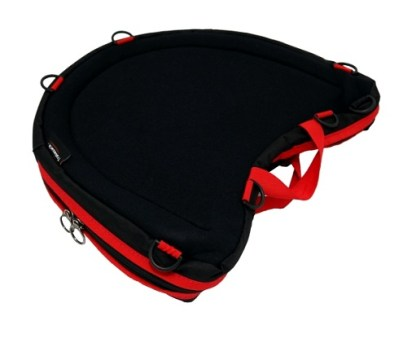 Trabasack Curve Connect wheelchair lap tray