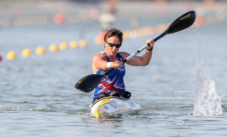 Photo of Tokyo 2020 Paralympics: Para-canoeist Emma Wiggs MBE in the spotlight