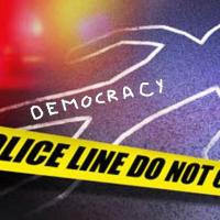 Insult to Democracy - No Vote