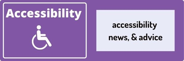 accessibility news