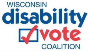 Wisconsin Disability Vote Coalition logo