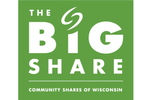 The Big Share 2021 logo