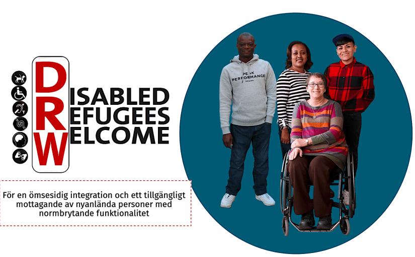 (Svenska) Internationella dagen för personer med funktionshinder-DRW uppmärksammar