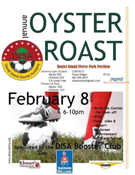 Oyster Roast 2014