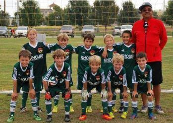 DISA Ajax: Great Carolina Shootout Champions