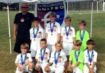 DISA Everton: Charleston Select Shootout Finalists