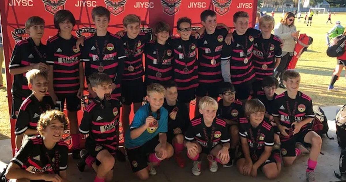 U13 DISA Bayern - Boys Finalists