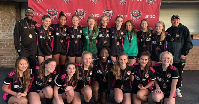 U16 Gators - Girls u17 Champions: