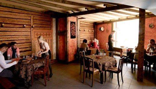 Gruusia restoran