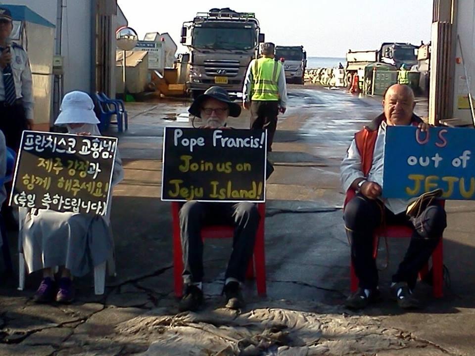 Bix invites Pope Francis to Jeju Island