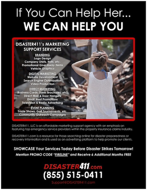 DISASTER411 Media and Marketing Support Services
