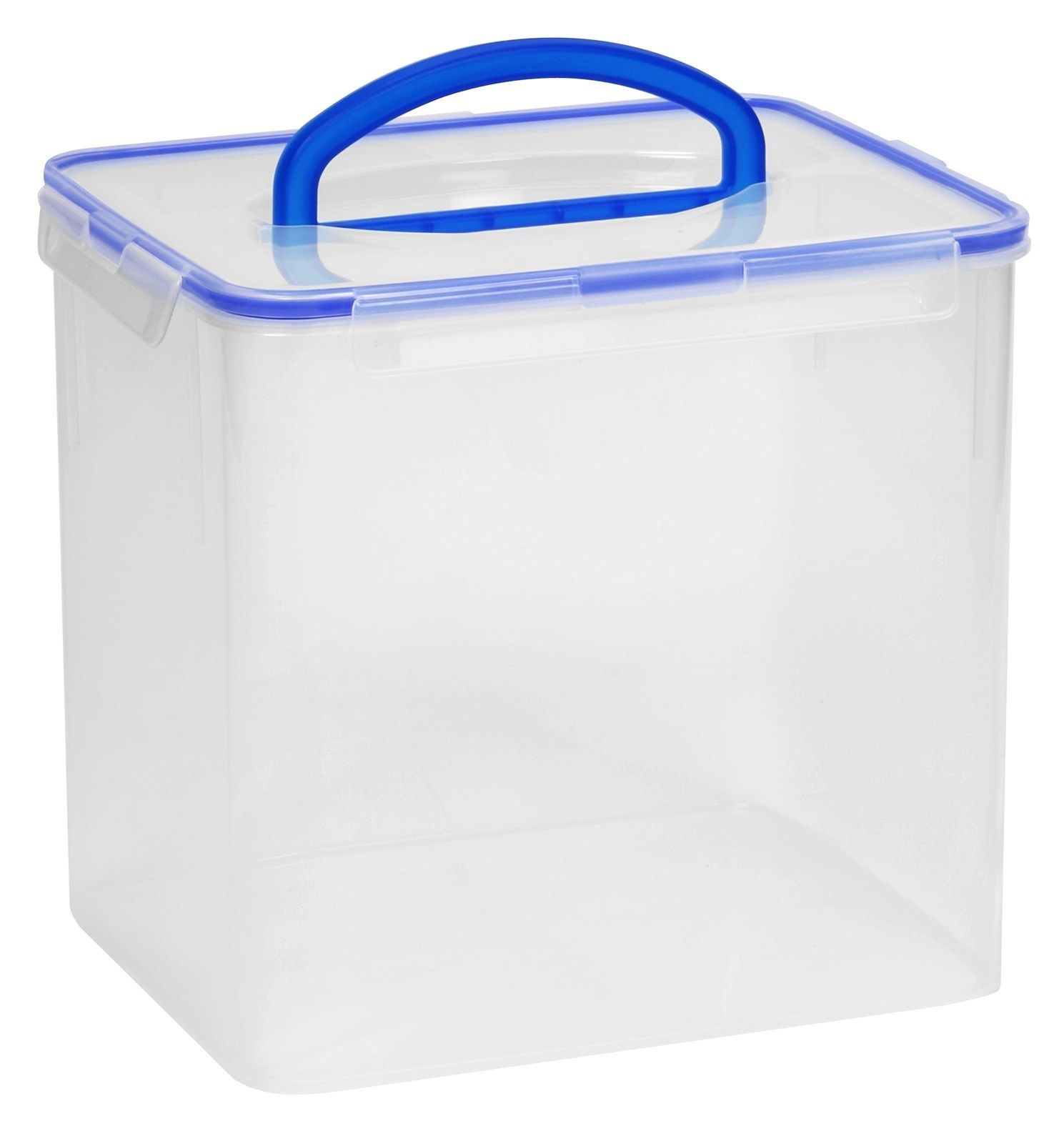 Snapware 1098437 40 Cup Clear Airtight Food Storage Container With Handle 1