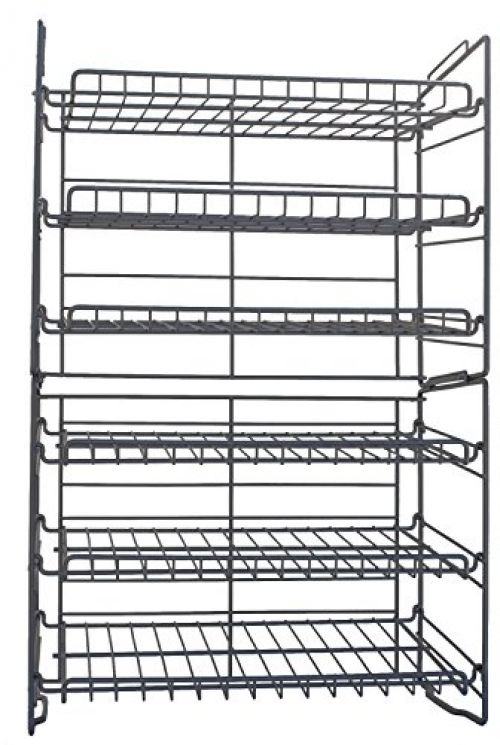 Canned Food Storage Rack Pantry Organizer Systems Holders Restaura 1