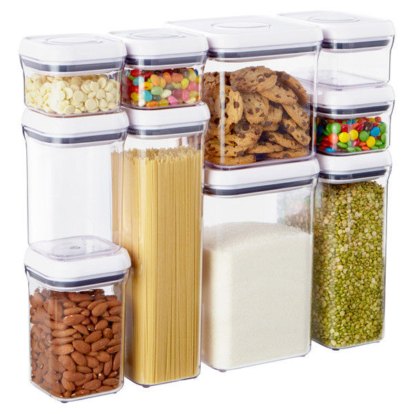 OXO Good Grips 10 Piece POP Container Set Food Storage 1