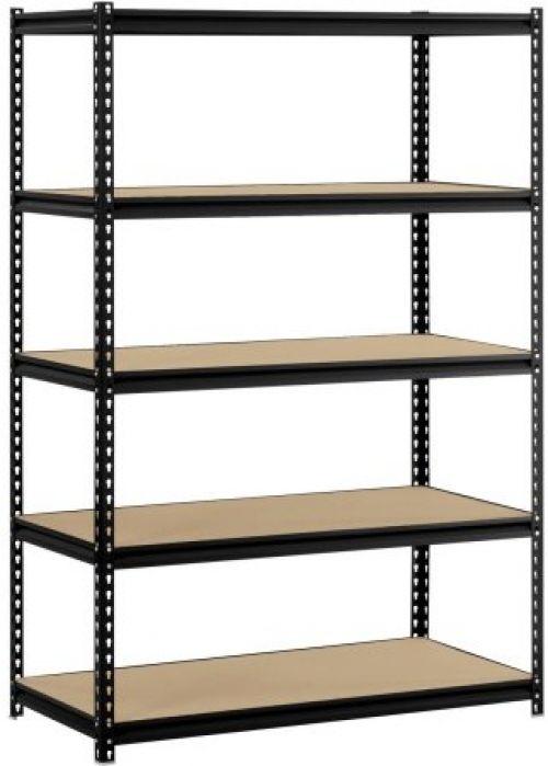 Preppers Rack Shelf Unit Heavy Duty Steel Organiser Basement Food Tools Storage 1