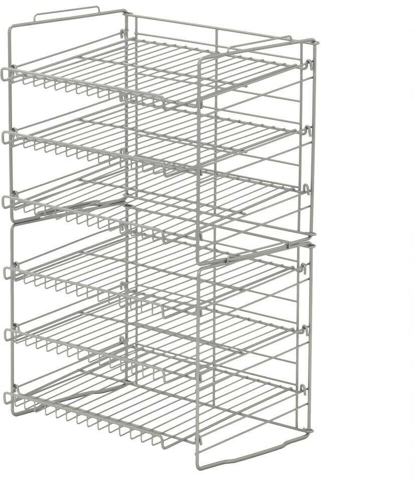 Can Food Rack Holder Kitchen Pantry Organizer Soup Beer Soda Coke Storage Shelf 1