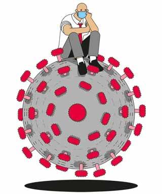 Las consecuencias neurológicas del coronavirus