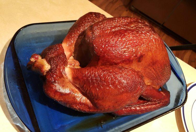 Smoked Turkey Discarded Anxiety