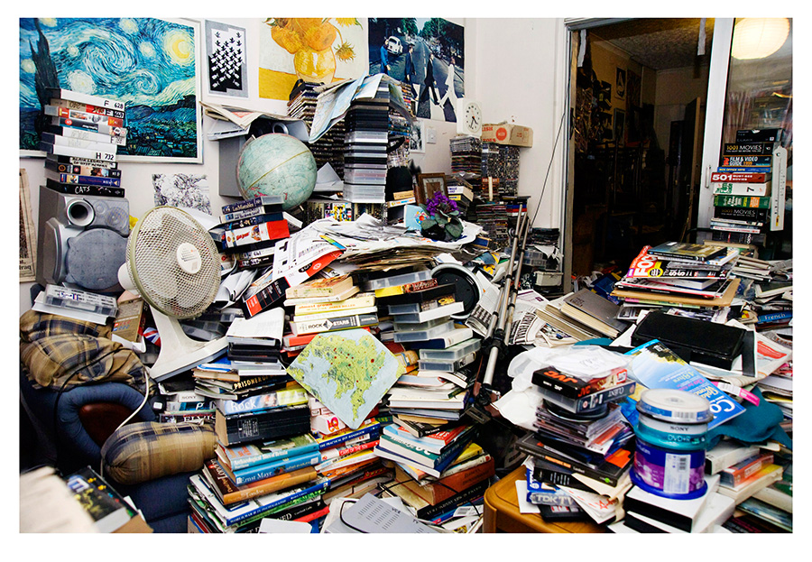 An Introduction to Hoarding | Discard Studies