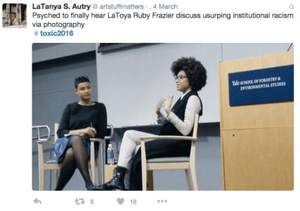 artist-toxic racism