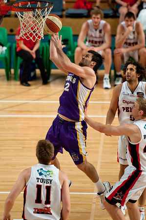 Alex Gynes - Grand Final: Perth Wildcats v Sydney Kings - Finals Day, Sunshine State Challenge Pre-season NBL Basketball, Chandler, Brisbane, Queensland, Australia; Saturday 24 September 2011. Photos by Des Thureson:  http://disci.smugmug.com.