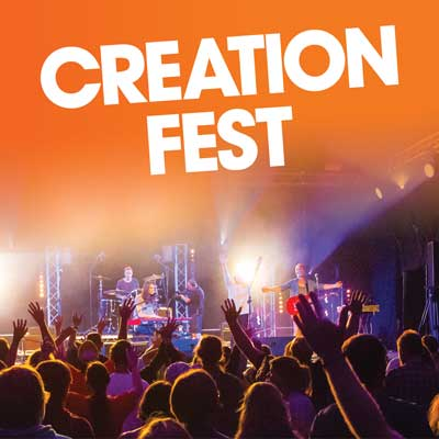 Creation Fest - Christian Music Festival in Cornwall