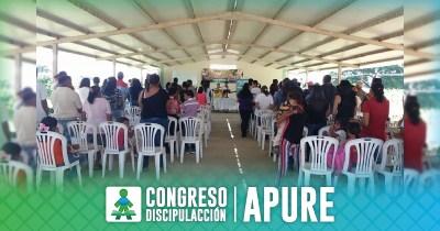 ¡CONGRESO DISCIPULACCIÓN APURE!