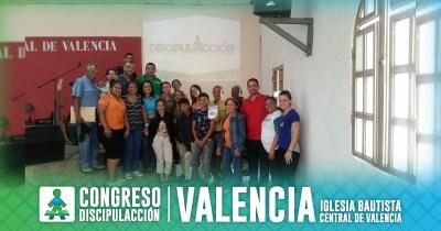 ¡CONGRESO DISCIPULACCIÓN VALENCIA! (IBCV)