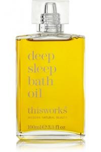 This Works Deep Sleep Bath Oil 100ml $140.69
