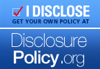 DisclosurePolicy.org Badge