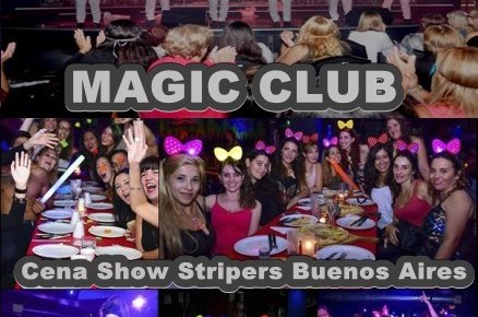 MAGIC CLUB SAN TELMO - SHOW DE STRIPERS