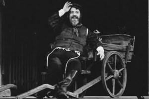 Zero Mostel in Fiddler on the Roof