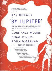 By Jupiter 1942 Broadway