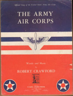 Army Air Corps Song