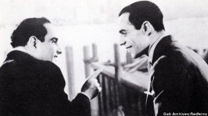Lorenz Hart and Richard Rodgers