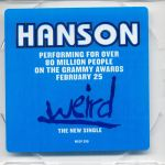 Hanson - Weird Promo Brazil