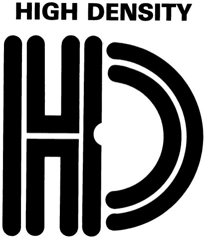 HD Logo BW from Label + name