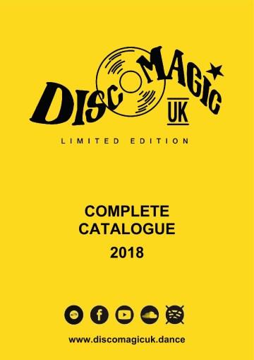 DMUK 2018 40-Page Catalogue