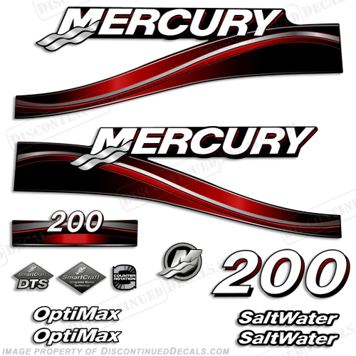 2005 150 Mercury Optimax
