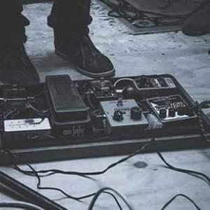 discopix music video pedalboard