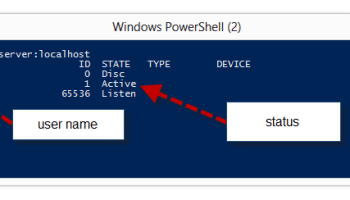 powershell get computer name from serial number