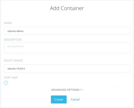 add-container