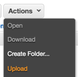 actions-upload