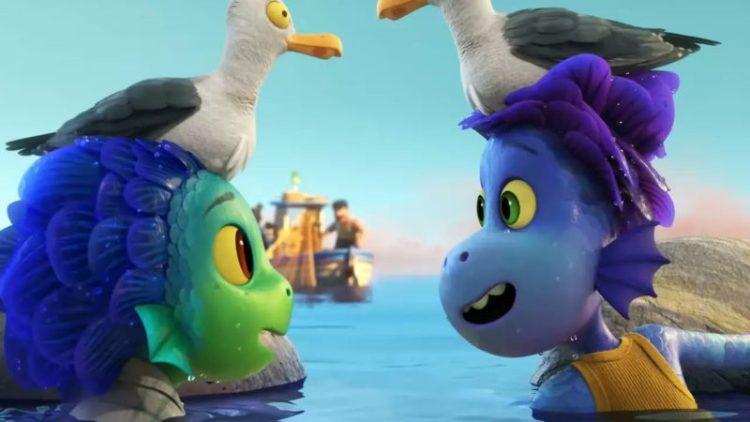 ¿Es 'Luca' la primera película LGTB de Disney?