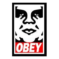 Obey - by Shepard Fairey, 1989