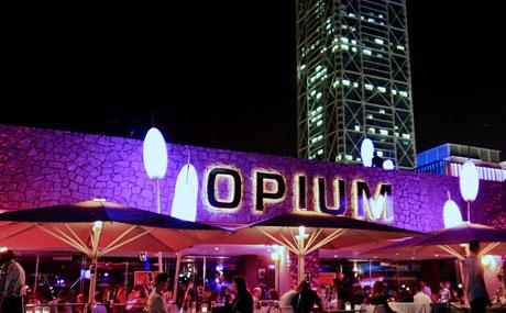 Opium Mar, Barcelona