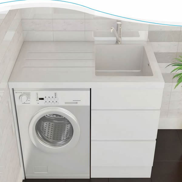 Bloom, Laundry Cabinets & Sinks Perth on Laundry Cabinets  id=41919