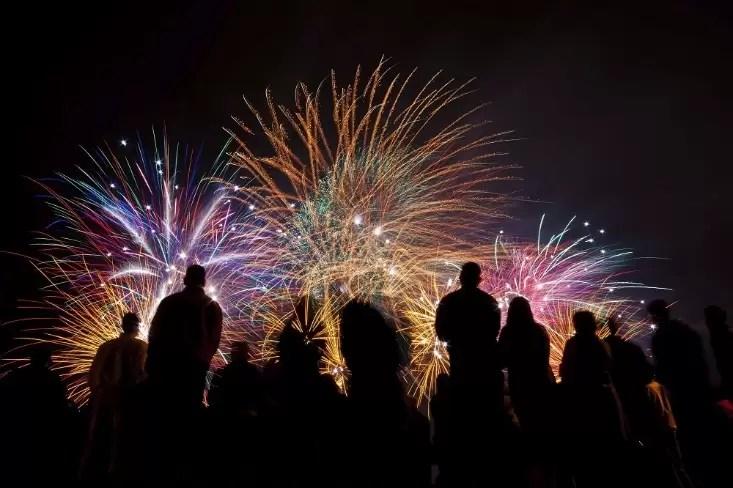 Nottingam New Year