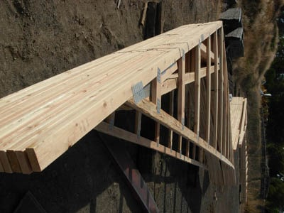quality custom roofing trusses