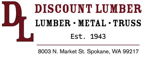 discount lumber logo